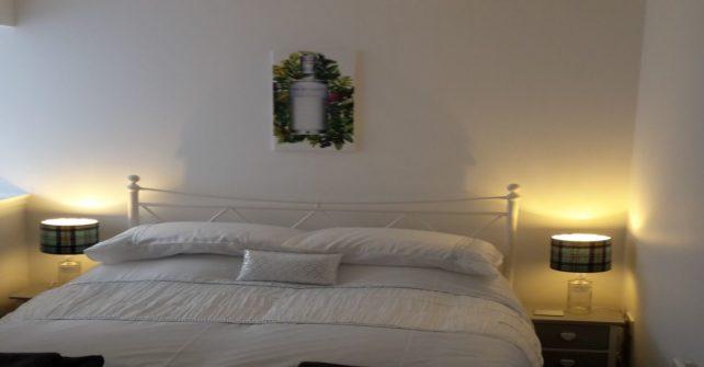 Botanist Double Room Aldrach Cottage Bowmore