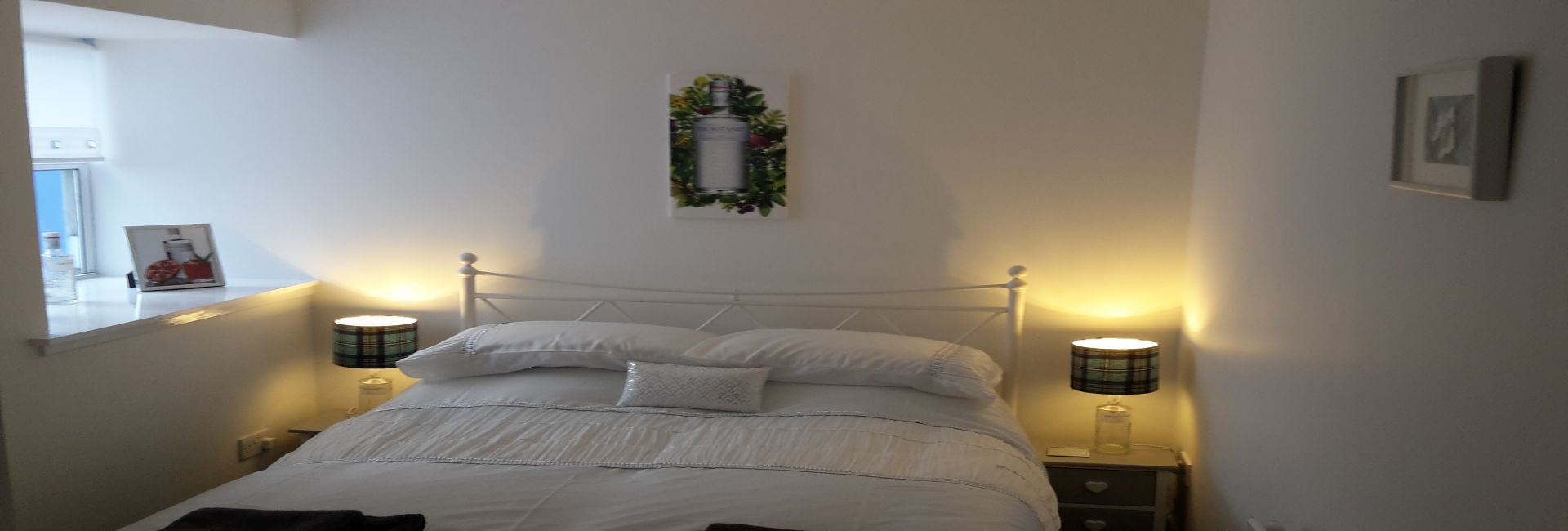 Botanist Double Room Aldrach Cottage Bowmore